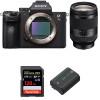 Sony Alpha 7 III + FE 24-240 mm f/3.5-6.3 OSS + SanDisk 128GB Extreme PRO UHS-I SDXC 170 MB/s + NP-FZ100 | 2 años de garantía