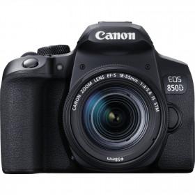 Canon EOS 850D + EF-S 18-55mm f/4-5.6 IS STM | Garantie 2 ans