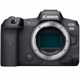Canon EOS R5 Body | 2 Years warranty