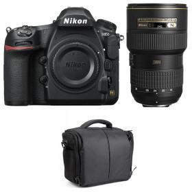 Nikon D850 + 16-35mm f/4G ED VR + Sac