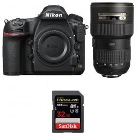 Nikon D850 + 16-35mm f/4G ED VR + SanDisk 32GB Extreme PRO UHS-II SDXC 300MB/s | 2 años de garantía
