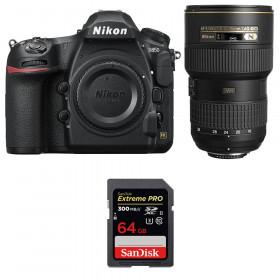 Nikon D850 + 16-35mm f/4G ED VR + SanDisk 64GB Extreme PRO UHS-II SDXC 300MB/s | 2 años de garantía