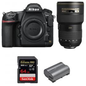 Nikon D850 + 16-35mm f/4G ED VR + SanDisk 64GB Extreme PRO UHS-II SDXC 300MB/s + EN-EL15b | 2 años de garantía
