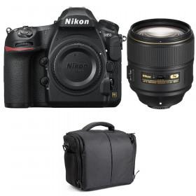 Nikon D850 + 105mm f/1.4E ED + Bolsa