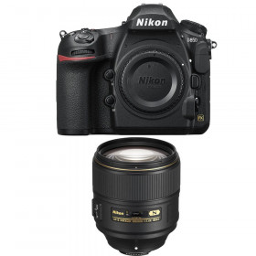 Nikon D850 + 105mm f/1.4E ED | 2 Years Warranty