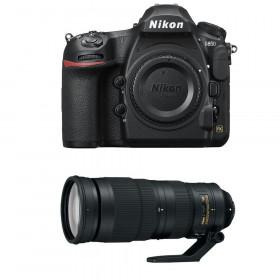 Nikon D850 + 200-500mm f/5.6E ED VR