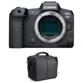 Canon EOS R5 Body + Bag   2 Years warranty