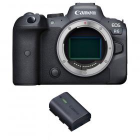 Canon EOS R6 Nu + 1 Canon LP-E6NH