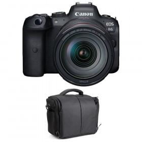 Canon EOS R6 + RF 24-105mm f/4L IS USM + Sac
