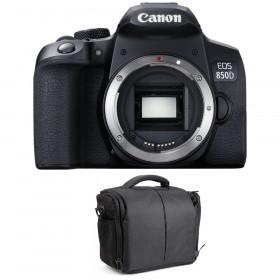 Canon EOS 850D Nu + Sac | Garantie 2 ans