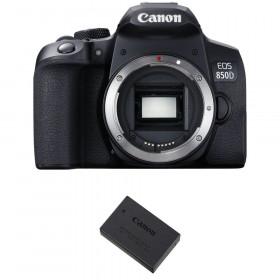 Canon EOS 850D Nu + 1 Canon LP-E17 | Garantie 2 ans