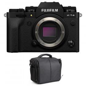 Fujifilm X-T4 Nu Noir + Sac