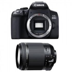 Canon EOS 850D Cuerpo + Tamron 18-200mm f/3.5-6.3 Di II VC | 2 años de garantía