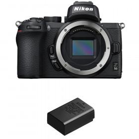 Nikon Z50 Body + 1 Nikon EN-EL25 | 2 Years Warranty