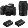 Nikon Z50 + 16-50mm + 50-250mm + 2 Nikon EN-EL25 | 2 Years Warranty