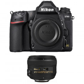 Nikon D780 + AF-S NIKKOR 50mm f/1.4G | 2 years Warranty