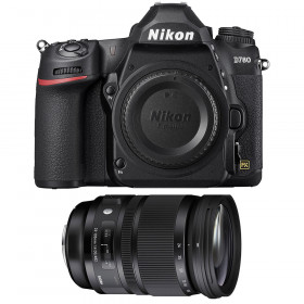 Nikon D780 + Sigma 24-105mm f/4 DG OS HSM Art | 2 years Warranty