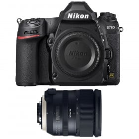 Nikon D780 + Tamron SP 24-70mm f/2.8 Di VC USD G2 | 2 years Warranty