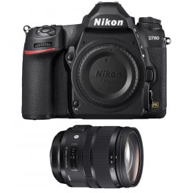 Nikon D780 + Sigma 24-70mm f/2.8 DG OS HSM Art | 2 years Warranty