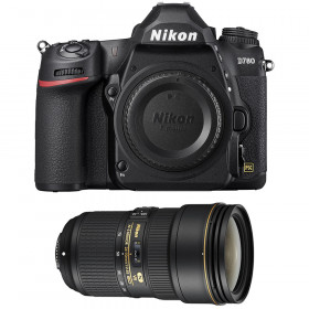 Nikon D780 + AF-S NIKKOR 24-70mm f/2.8E ED VR | 2 years Warranty