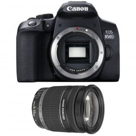 Canon EOS 850D + EF-S 18-200mm f/3.5-5.6 IS | 2 Years Warranty
