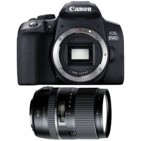 Canon EOS 850D + Tamron 16-300mm f/3.5-6.3 Di II VC PZD MACRO | 2 Years Warranty