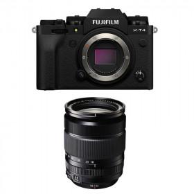 Fujifilm X-T4 Black + XF 18-135mm f/3.5-5.6 R LM OIS WR | 2 Years Warranty