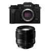 Fujifilm X-T4 Black + XF 56mm f/1.2 R | 2 Years Warranty