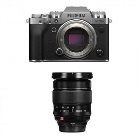 Fujifilm X-T4 Silver + XF 16-55mm f/2.8 R LM WR | 2 Years Warranty