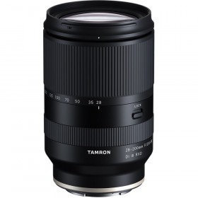 Tamron 28-200mm f/2.8-5.6 Di III RXD Sony E