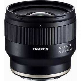 Tamron 20mm f/2.8 Di III OSD M 1:2 Sony E | 2 años de garantía