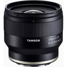Tamron 20mm f/2.8 Di III OSD M 1:2 Sony E | 2 Years Warranty