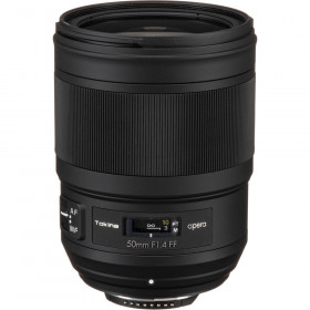 Tokina opera 50mm f/1.4 FF Nikon | 2 Years Warranty