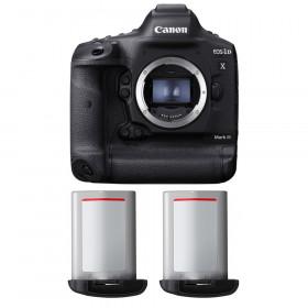 Canon EOS 1D X Mark III + 2 Canon LP-E19 | 2 Years Warranty