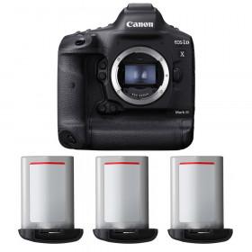 Canon EOS 1D X Mark III + 3 Canon LP-E19 | 2 Years Warranty