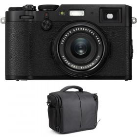Fujifilm X100F Noir + Sac