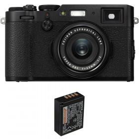 Fujifilm X100F Negro + 1 Fujifilm NP-W126S | 2 años de garantía