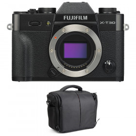 Fujifilm X-T30 Noir + Sac