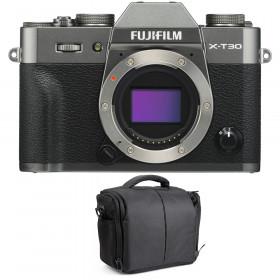 Fujifilm X-T30 Charcoal + Bag | 2 Years Warranty