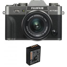 Fujifilm X-T30 + XC 15-45mm f/3.5-5.6 OIS PZ Charcoal + 1 Fujifilm NP-W126S