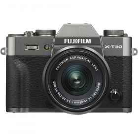 Fujifilm X-T30 + XC 15-45mm f/3.5-5.6 OIS PZ Charcoal | 2 Years Warranty
