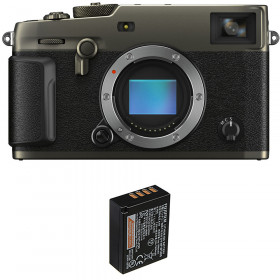 Fujifilm X-PRO3 Nu Dura Black + 1 Fujifilm NP-W126S