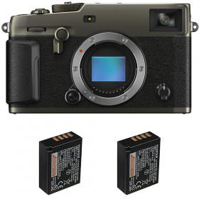Fujifilm X-PRO3 Nu Dura Black + 2 Fujifilm NP-W126S