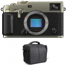 Fujifilm X-Pro3 Nu Dura Silver + Sac