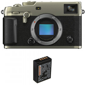 Fujifilm X-Pro3 Nu Dura Silver + 1 Fujifilm NP-W126S