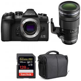 Olympus OM-D E-M1 Mark III + ED 40-150mm f/2.8 PRO + SanDisk 128GB UHS-I 170 MB/s + Sac