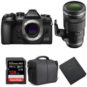 Olympus OM-D E-M1 Mark III + ED 40-150mm f/2.8 PRO + SanDisk 128GB UHS-I 170 MB/s + BLH-1 + Sac