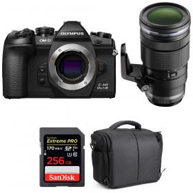 Olympus OM-D E-M1 Mark III + ED 40-150mm f/2.8 PRO + SanDisk 256GB UHS-I 170 MB/s + Sac