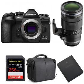 Olympus OM-D E-M1 Mark III + ED 40-150mm f/2.8 PRO + SanDisk 256GB UHS-I 170 MB/s + BLH-1 + Sac