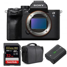 Sony Alpha a7S III Body + SanDisk 32GB Extreme PRO UHS-II SDXC 300 MB/s + Sony NP-FZ100 + Bag | 2 Years Warranty